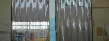 Теплоизолирующие шторы ПВХ